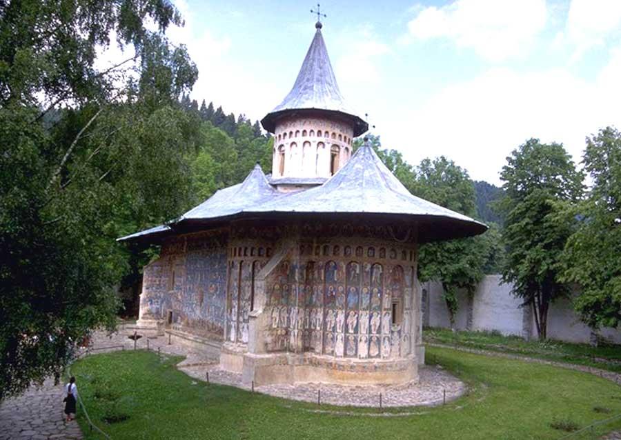 世界遺産のヴォロネツ修道院   ...